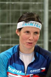Vendula Haldin se vrátila po 3 letech do reprezentace s úsměvem