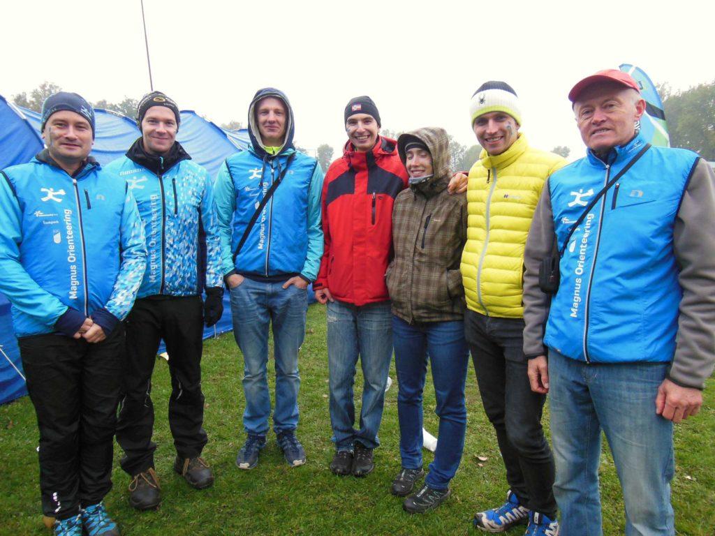 Aljoša je také předsedou klubu Magnus orienteering (ASU). Foto: Archiv Magnus orienteering.