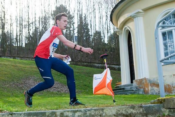 Ondřej Semík na sprintu na ME (foto: Petr Kadeřávek)